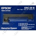 Cintas para impresoras POS, Tonner, CD, DVD y Otros, Marca: Epson - Cinta ERC-09B para Epson Serie M160, M180, M190, HX-20 Color Negro