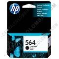 Ampliar foto de Cartucho Hp Negro 564 para Hp Photosmart Printers D5460/D7560/B8550 para 250 Páginas (Ref. CB316WL)