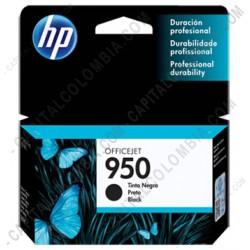 Ampliar foto de Cartucho Hp Negro 950 para Business Inkjet 8100 y Hp Multifunction 8600 para 1000 Páginas (Ref. CN049AL)