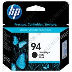 Ampliar foto de Cartucho Hp Negro 94 para Deskjet 5740/6540/6540dt/6840dt para 480 Páginas Aprox. (Ref. C8765WL)