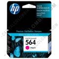 Ampliar foto de Cartucho de Tinta Hp Magenta 564 para Hp Photosmart Printers D5460/D7560/B8550 para 300 Páginas Aprox. (Ref. CB319WL)