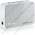 Ampliar foto de Switch Tplink de Escritorio con 5 puertos a 10/100 Mbps (Ref. TL-SF1005D)