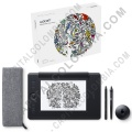 Ampliar foto de Tableta Wacom Intuos Pro Pen & Touch (Paper Edition) Medium (PTH660P) - Lápiz con 8.192 niveles de presión