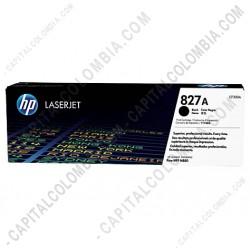 Ampliar foto de Toner HP 827A Negro para Laserjet M880z para 29.500 Páginas Aprox. (Ref. CF300A)