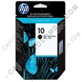 Ampliar foto de Cartucho HP 10 Negro Ink Cartridge 2800/1200 para 2.200 Pag Aprox. (Ref. C4844A)