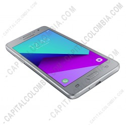 Ampliar foto de Celular Smartphone Samsung Galaxy J2 Prime LTE DS color Plata (Ref. SM-G532MZSDCOO_X)