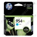 Cartucho Hp 954xl Cyan Officejet Pro 8210/8710/8720 para 1.600 Páginas Aprox. (Ref. L0S62AL)