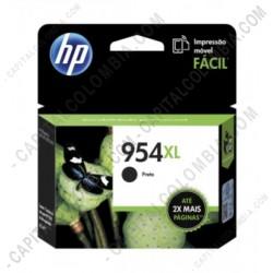 Ampliar foto de Cartucho HP 954xl Negro para Officejet Pro 8210, 8710, 8720, 8730, 7740 para 2.000 Páginas Aprox (Ref.L0S71AL)