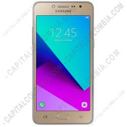 Ampliar foto de Celular Smartphone Samsung Galaxy J2 Prime LTE DS Dorado  (Ref. SM-G532MZDDCOO_X)