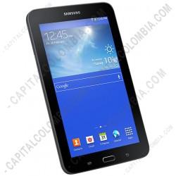 "Ampliar foto de Tablet Samsug Galaxy TAB E Negra, Pantalla 7"" (Ref. SM-T113NYKUCOO)"