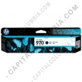 Cartucho HP 970 color Negro para OfficeJet Pro X451 Dw/ X476 Dw, para 3.000 páginas Aprox. (Ref. CN621AM)