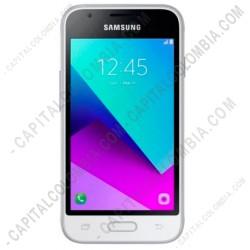 Ampliar foto de Celular Smartphone Samsung Galaxy j1 Mini prime DS color blanco (Ref. SM-J106BZWDCOO_X)