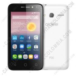 "Ampliar foto de Celular Smartphone Alcatel Pixi 4 4"" pulgadas blanco Dual Sim (Ref. 4034E-2BOFUS1_X)"