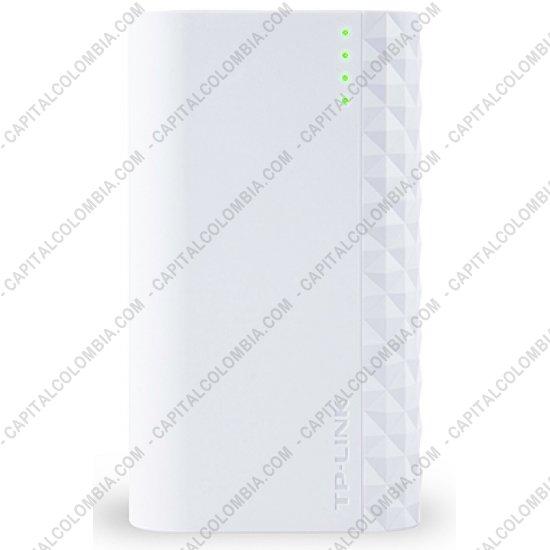 Baterías y cargadores, Marca: Tp-link - Power Bank de 5200mAh Con un Puerto Micro USB y un puerto USB 2.0 (Ref. TL-PB5200)