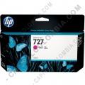 Cartucho HP 727 Magenta DesingnJet T920, T1500, T250000 de 130ml (Ref. B3P20A)