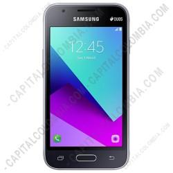 Ampliar foto de Celular Smartphone Samsung Galaxy J1 mini prime DS Negro (Ref. SM-J106BZKDCOO_X)
