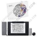 Tableta Wacom Intuos Pro Pen & Touch (Paper Edition) Large (PTH860P) - Lápiz con 8.192 niveles de presión