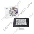 Tablas Digitalizadoras Wacom, Marca: Wacom - Tableta Wacom Intuos Pro Pen & Touch (Paper Edition) Large (PTH860P) - Lápiz con 8.192 niveles de presión