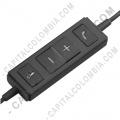 Accesorios de Tecnología, Marca: Logitech - Diadema Logitech USB H570e Mono (Un solo audífono) (Ref. 981-000570)