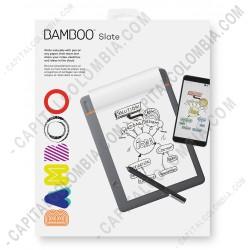 Ampliar foto de Wacom Bamboo Slate Small - Ref. CDS610S