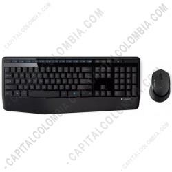 Ampliar foto de Logitech, Combo de Teclado-Mouse Wireless MK345 (LAT/MX ESP) - (Ref. 920-007820)