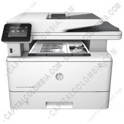 Ampliar foto de Impresora Multifuncional HP LaserJet M426FDW MFP B/N40 ppm  duplex , wireless (Ref. F6W15A#BGJ)