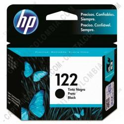 Ampliar foto de Cartucho HP 122 Negro Deskjet 1000/2050/3050 para 120 Páginas Aprox. - CH561HL