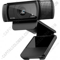 Ampliar foto de Camara Web Definición Full HD 1080p Logitech C920 (Ref. 960-000764)