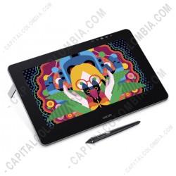 "Ampliar foto de Display Digitalizador Wacom Cintiq Pro 13"" HD Pen & Touch con 8.192 Niveles de Presión (DTH1320K0)"