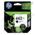 Cartucho HP 662xl Negro para Deskjet Ink Advantage 2515, 3515, 1515, 1015, 3545, 4645, 2545, 2645 para 360 Páginas Aprox. - CZ105AL
