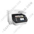 Impresora Multifuncional de inyección todo-en-uno WiFi HP Officejet Pro 8720 - D9L19A#AKY