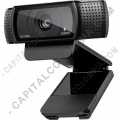 Cámara Web HD 1080p USB - Logitech C920