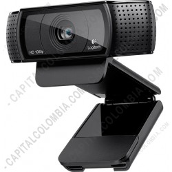 Ampliar foto de Cámara Web HD 1080p USB - Logitech C920