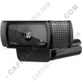Impresoras, Cámaras, Escáners, Televisores, Video Proyectores, Memorias, Cables, Accesorios, Marca: Logitech - Cámara Web HD 1080p USB - Logitech C920