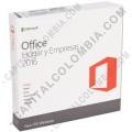 Ampliar foto de Licencia de Microsoft Office Hogar y Empresas 2016, en caja con DVD de instalación 32bits y 64bits - T5D-02713