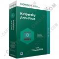 Ampliar foto de Kaspersky Antivirus para 1 PC, Licencia por 1 año