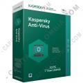 Ampliar foto de Kaspersky Antivirus para 10 PC, Licencia por 1 año
