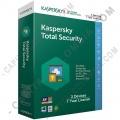 Ampliar foto de Kaspersky Total Security para 3 Dispositivos, Licencia por 1 año