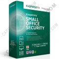 Ampliar foto de Kaspersky Small Office Security para 5 Dispositivos, 1 Servidor, Licencia por 1 año
