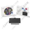 Tablas Digitalizadoras Wacom, Marca: Wacom - Tabla Digitalizadora Wacom Intuos S Black - Lápiz 4K - CTL-4100