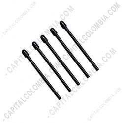 Ampliar foto de Kit de cinco (5) puntas de repuesto negras para lápiz Wacom Pro Pen 2 - ACK22201