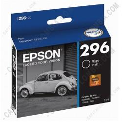 Ampliar foto de Cartucho de Tinta Epson T296120-AL Negro Xpression XP-231/XP-241/XP-431 para 130 Páginas Aprox. Ref. T296120-AL
