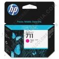 Cartucho HP 711 Magenta para Designjet T120/T520 de 29ml - Ref. CZ131A