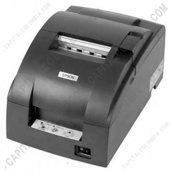 Ampliar foto de Impresora matricial Epson TM-U220 (Serial)