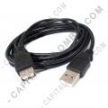 Cable de Extensión USB de 3 metros - TCB1KL