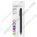 Lápiz Bamboo Stylus Fineline 3era Generación para IPAD sensible a la presión color negro - CS610CK