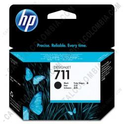 Ampliar foto de Cartucho HP 711 color Negro para Designjet T120/T520 de 80ml - Ref. CZ133A