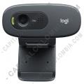 Impresoras, Cámaras, Escáners, Televisores, Video Proyectores, Memorias, Cables, Accesorios, Marca: Logitech - Cámara Web Logitech C270 para Videoconferencias Resolución HD 720p