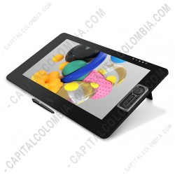 "Ampliar foto de Display Digitalizador Wacom Cintiq 24"" Pro Pen & Touch - DTH2420K0"