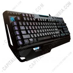 Ampliar foto de Teclado para Gaming Logitech G910 Orion Spark, RGB Mecánico especial para Juegos